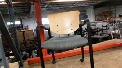 Used Office Chairs u0026 Reception Seating & Re-Manufactured Reception Seating with Used Office Furniture in ...