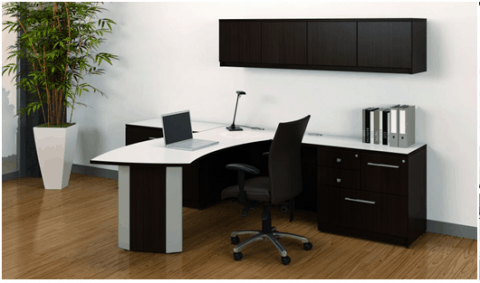 Office desk fort lauderdale direct office solutions - Mobilier de bureau ...