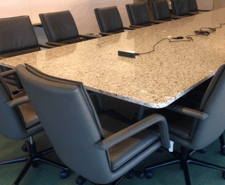 Foot Granite Conference Table Direct Office Solutions - Granite conference table