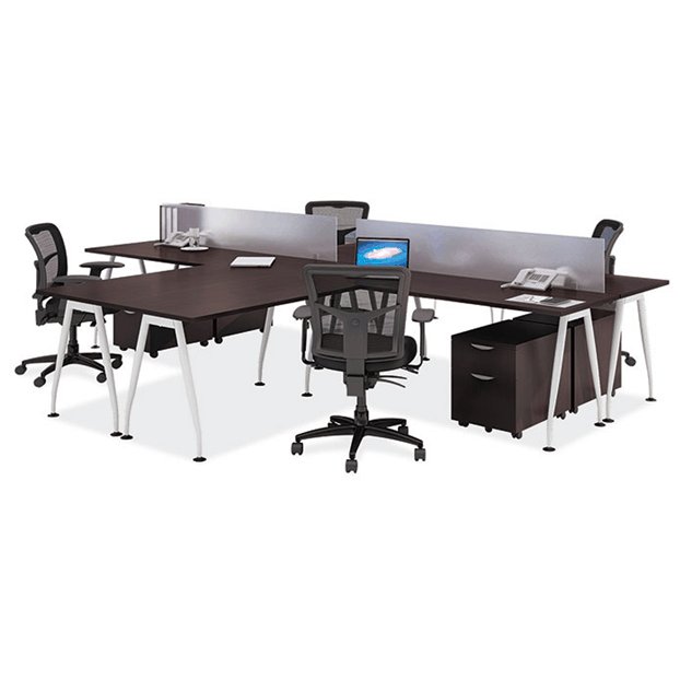 elements collaborative desking system direct office