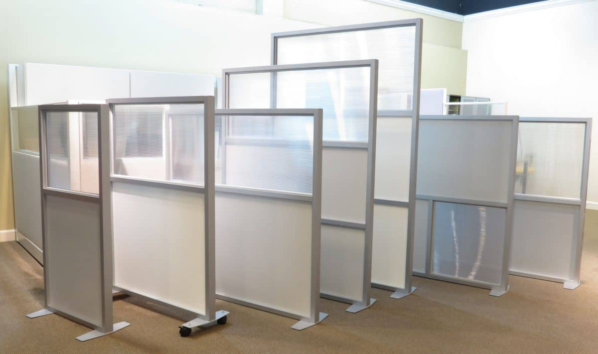 Freestanding Dividers