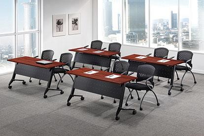 Office Source Nesting Flip Top Training Tables Direct Office Solutions