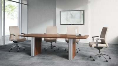 Conference Table With Cube Base By Office Source Direct Office - Office source conference table