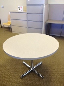 Re Manufactured Workstations With Used Office Breakroom Furniture In