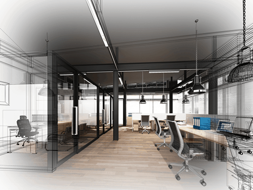 Space planning design services direct office solutions - Small office space solutions plan ...