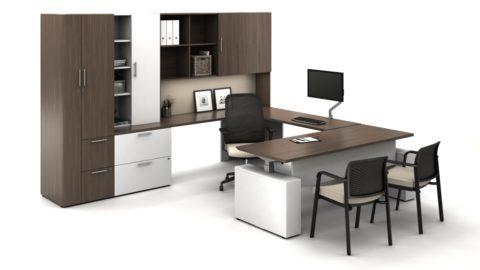 Executive Desks in Weston, FL, Pompano Beach, Palm Beach, Boca Raton