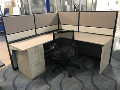 Used Office Cubicles And Office Furniture In Hollywood Palm Beach Fl
