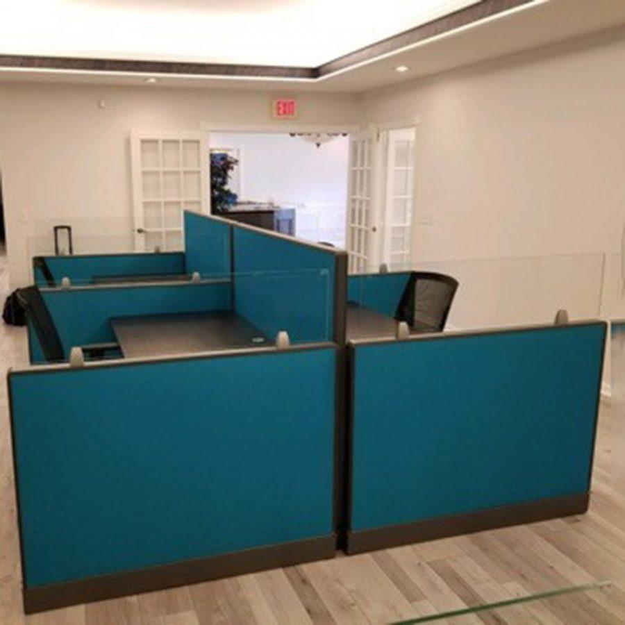Office Cubicles in Palm Beach, Boca Raton, Pompano Beach, Plantation, FL